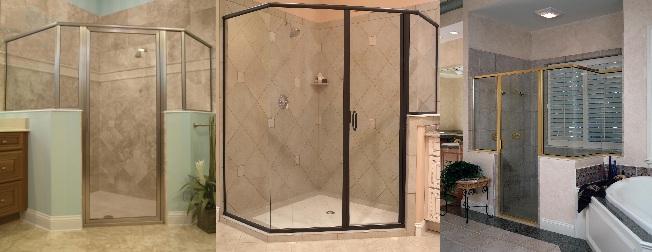 framed shower doors glass shower doors are a brilliant alternative shower doors of